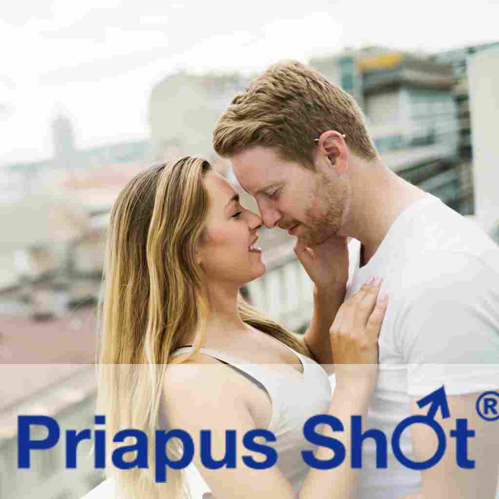 Sensual couple rooftop romance in the morning | Priapus Shot | Elite Body & Laser Center Ohio